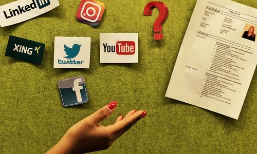 SOCIAL MEDIA UND DER JOB - job impuls ag